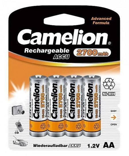 Camelion 4Cell Pack 2700mah