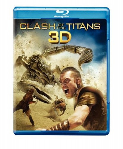 Clash of the Titans (2010)  (3D Blu-Ray Movie)