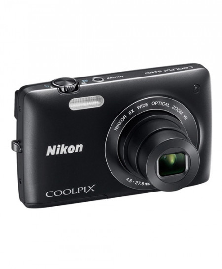 Nikon Coolpix S4400 Digital Camera