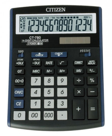 Citizen CT-780 Calculator