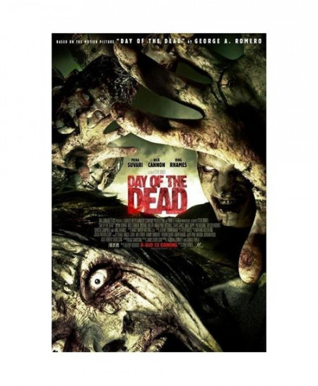 Day of the Dead (2008) (3D Blu-Ray Movie)