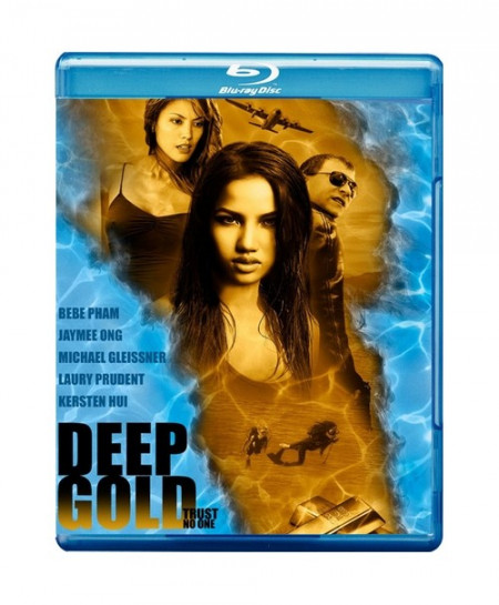 Deep Gold 3D (2011) (3D Blu-Ray Movie)