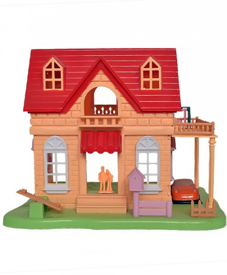 Dora The Explorer Mini Beautiful House Toy