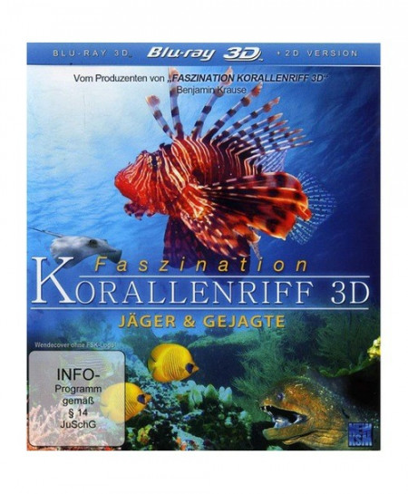Faszination Korallenriff 3D (2011) (3D Blu-Ray Movie)