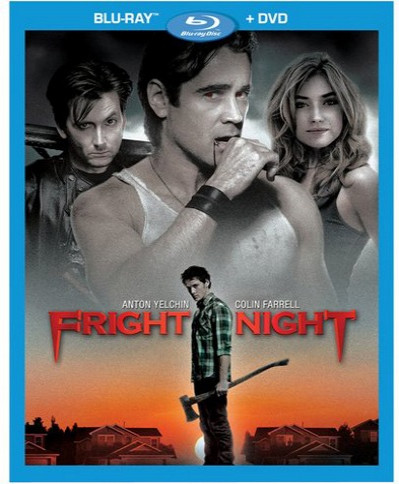 Fright Night (2011) (3D Blu-Ray Movie)
