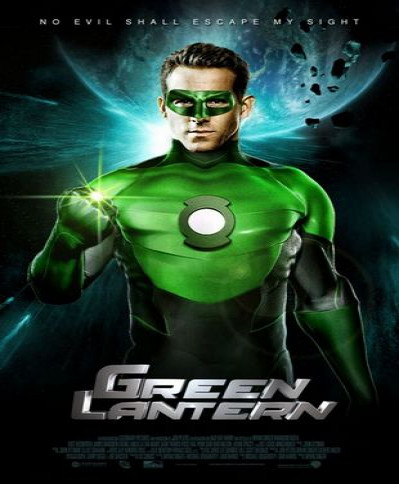 Green Lantern (2011) (3D Blu-Ray Movie)