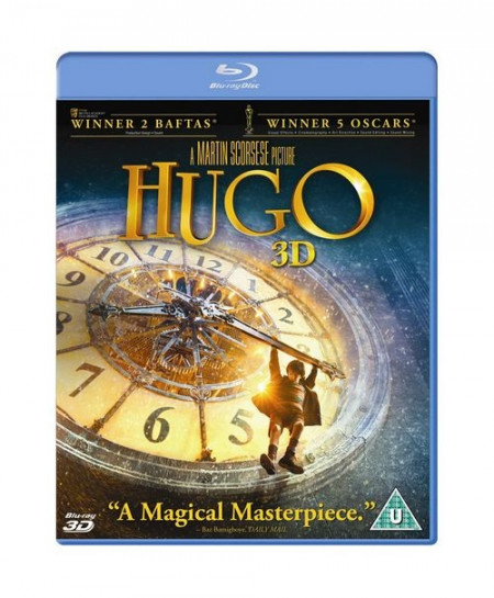 Hugo (2011) (3D Blu-Ray Movie)
