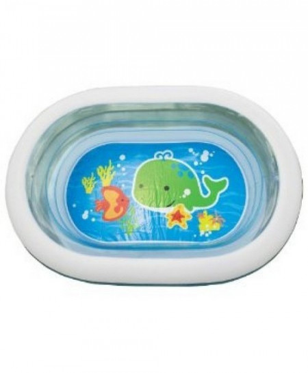 Intex Oval Whale Fun Pool 57482NP