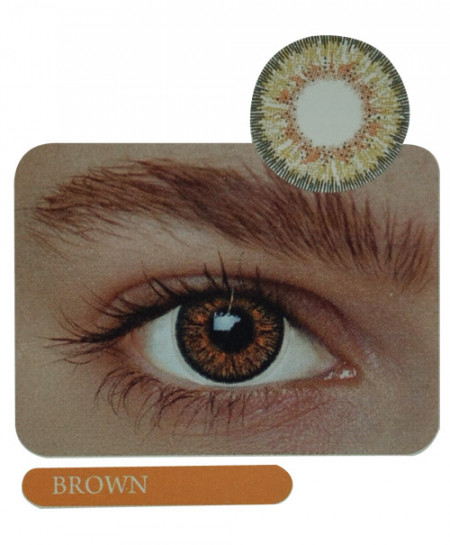 Magic Eye 3 Tone Contact Lenses for Daily Wear