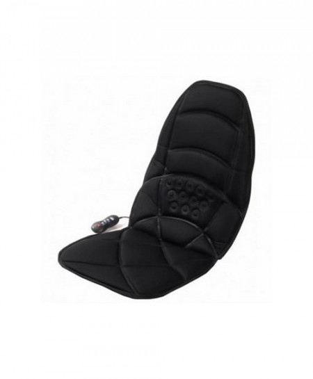 Massage Full Seat Topper With Soothing Heat