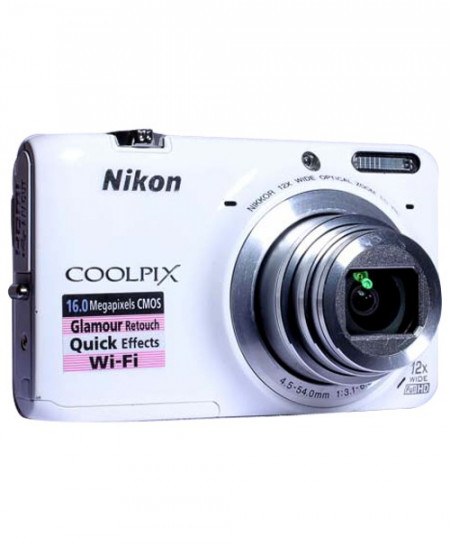 Nikon Coolpix S6500 Digital Camera