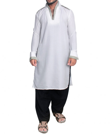 Off-White Urban Choice Kurta