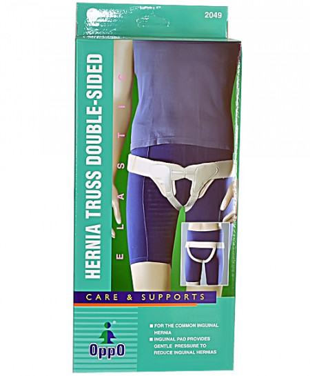 Oppo Hernia Truss Double-Side Elastic