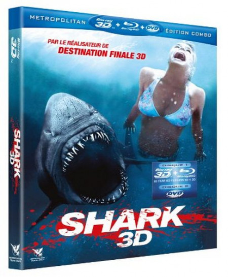 Shark Night 3D (2011) (3D Blu-Ray Movie)
