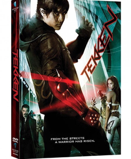 Tekken (2010) (3D Blu-Ray Movie)