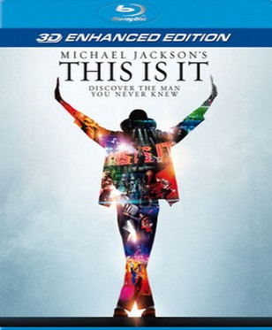 This Is It (2009) (3D Blu-Ray Movie)