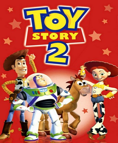 Toy Story 2 (1999) (3D Blu-Ray Movie)
