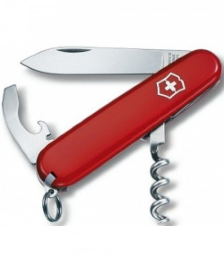 Victorinox Waiter Red SKU-0.3303
