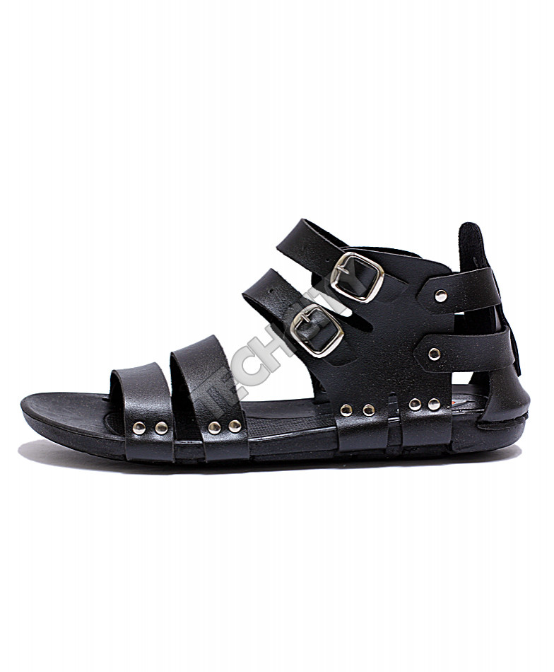 Black High Ankle Straps Casual Sandal price in Pakistan at ...