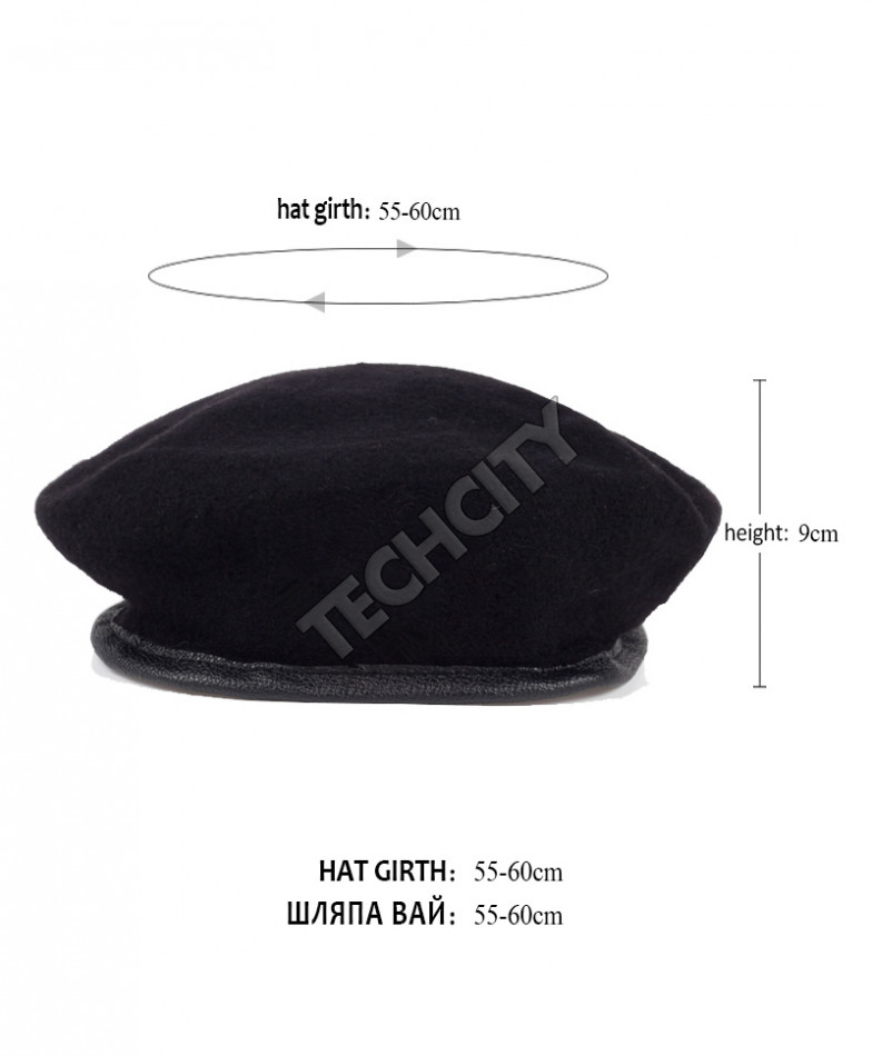 30f93736570 Buy Red Outdoor Breathable Pure Wool Beret Hat online in Pakistan ...